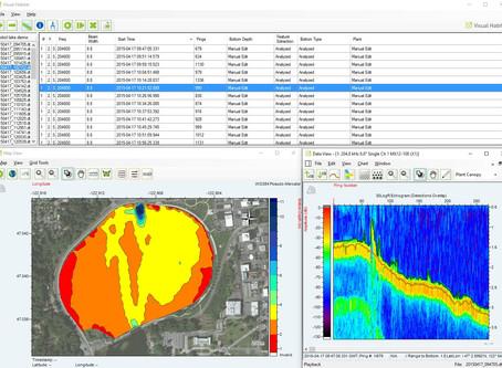 BioSonics Major Software Release: Visual Aquatic
