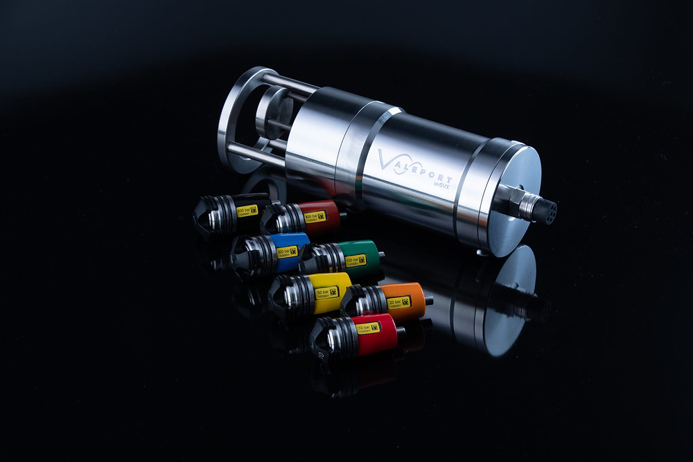 Valeport uvSVX Sound Velocity Sensor with interchangeable pressure sensors