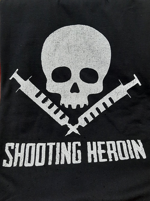 Small Shooting Heroin T-Shirt