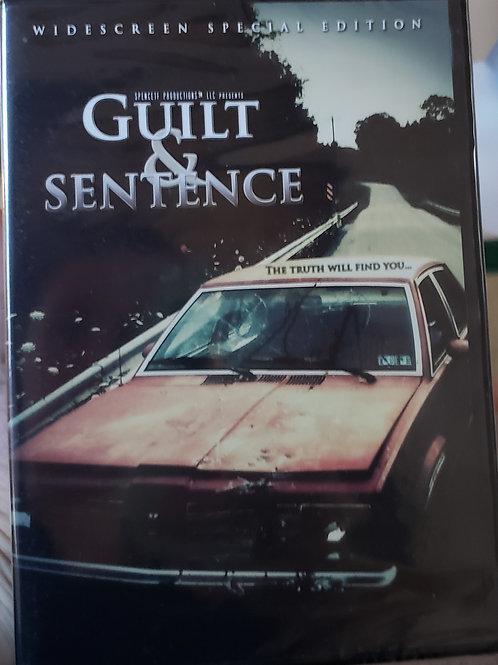 Guilt & Sentence DVD