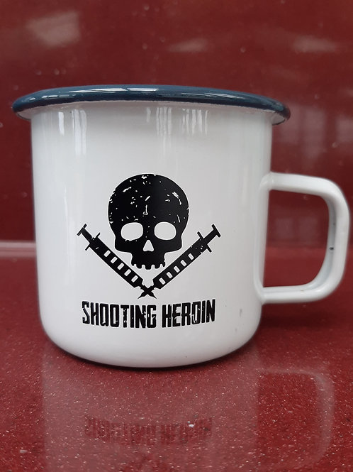 Shooting Heroin Mugs