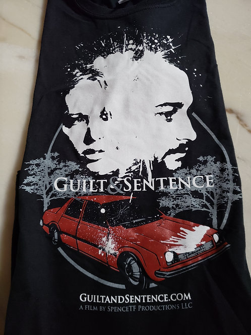 Guilt & Sentence T-Shirt 2XL