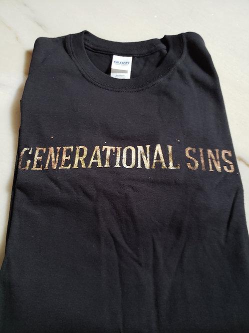 Generational Sins T-Shirt