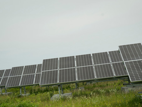 URI-town consortium turns former disposal, industrial sites into solar farms