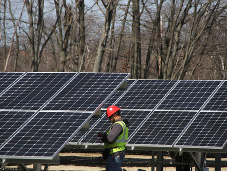 Worry over solar sprawl spreads across Rhode Island