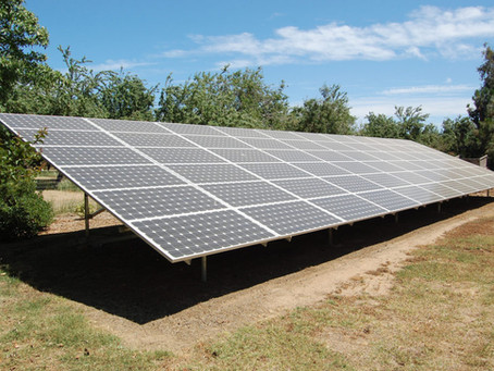 Rhode Island looks to spare green space with brownfield solar projects