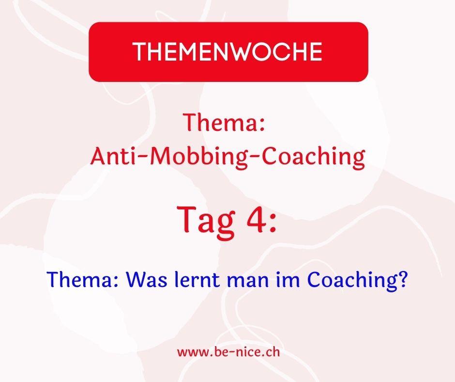 Anti Mobbing Coach