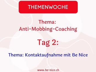 Themawoche: Anti-Mobbing-Coaching Tag 2