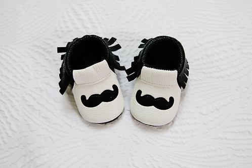 Moustache Moccasins