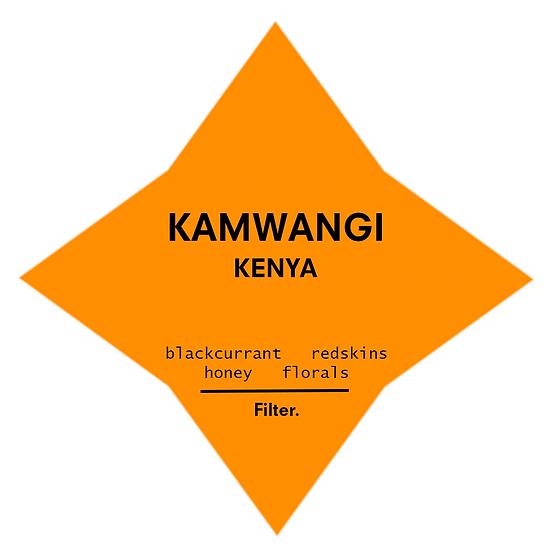 Kenya. Kamwangi