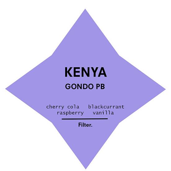 Kenya. Gondo PB