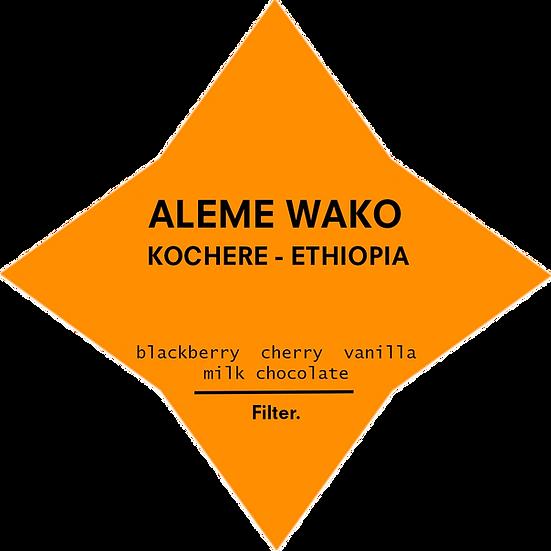 Aleme Wako | Filter