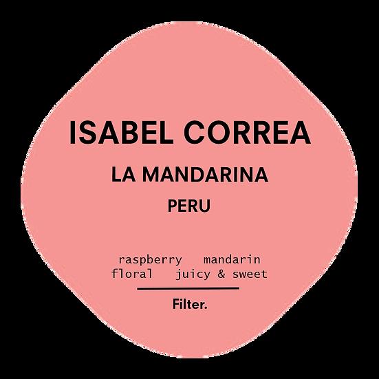 Isabel Correa | Peru | Filter