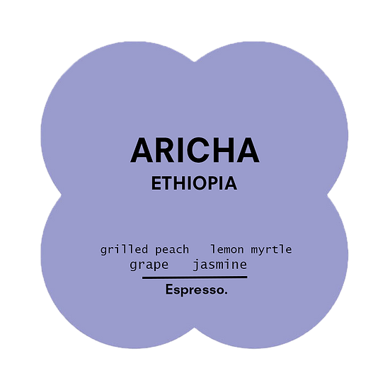 Aricha Washed | Espresso