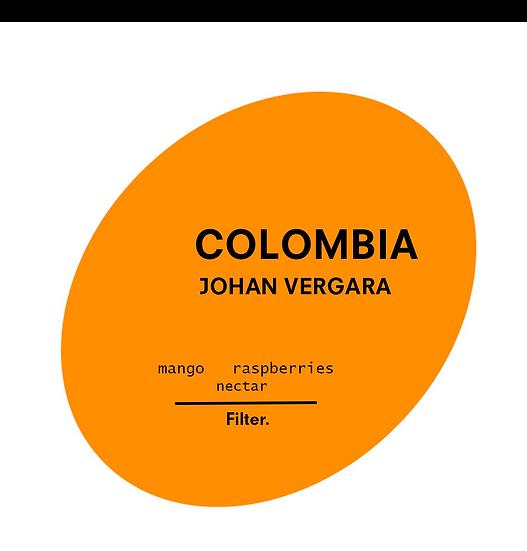 Colombia. Johan Vergara