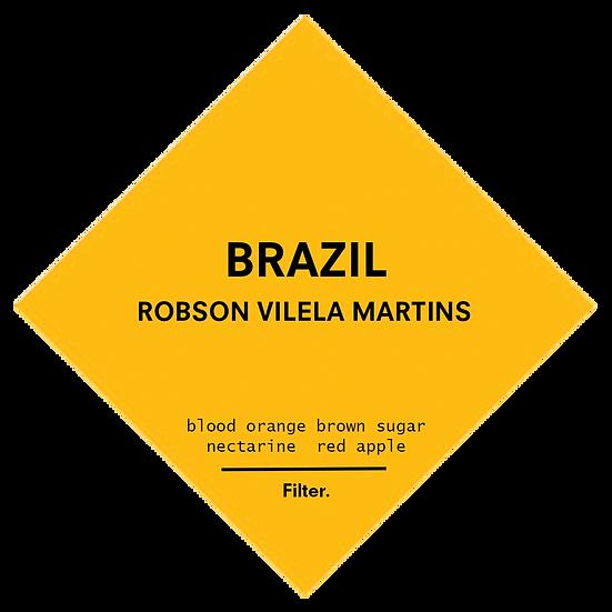 Brazil. Robson Vilela Martins {Carmo Best Cup #10}