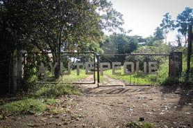 Finca Ayutepeque Gate