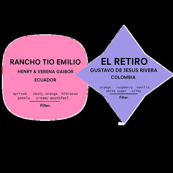 Mix Filter Pack | Rancho Tio Emilio & El Retiro