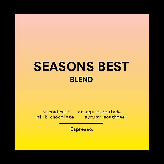Season's Best Blend
