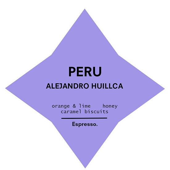 Peru. Alejandro Veronica Huillca