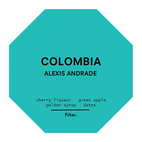 Colombia. Alexis Andrade
