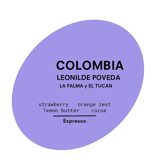 Colombia. Leonilde Poveda