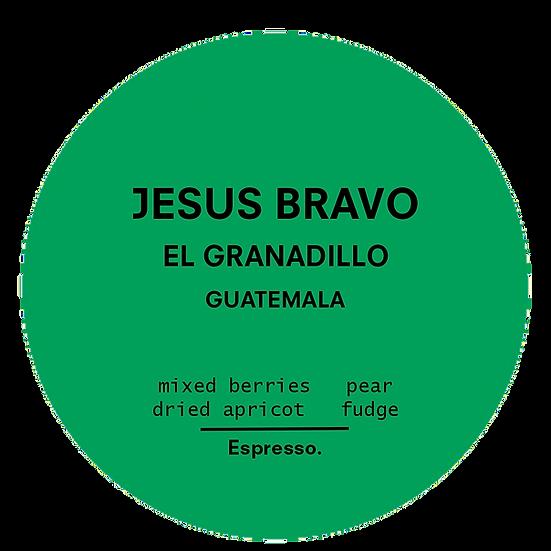 Jesus Bravo   Espresso