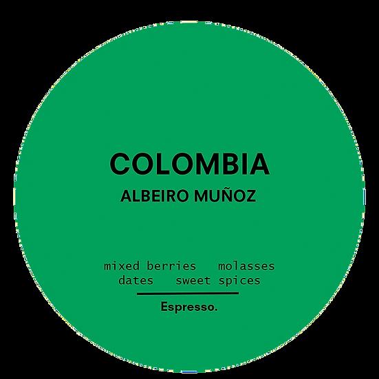 Colombia. Albeiro Muñoz