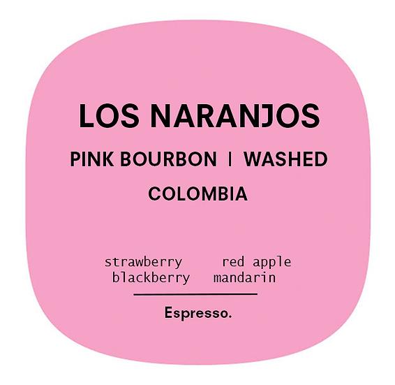 Los Naranjos | Colombia | Espresso
