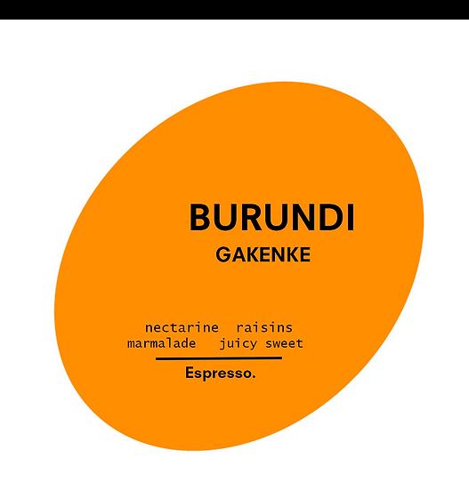 Burundi. Gakenke