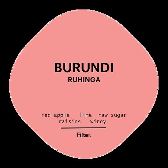 Burundi. Ruhinga