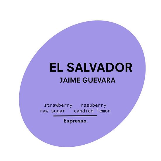 El Salvador. Jaime Guevara