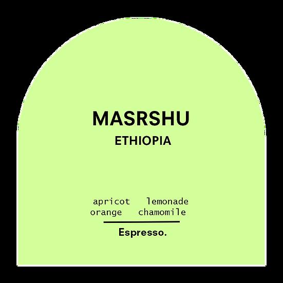 Ethiopia. Masrshu