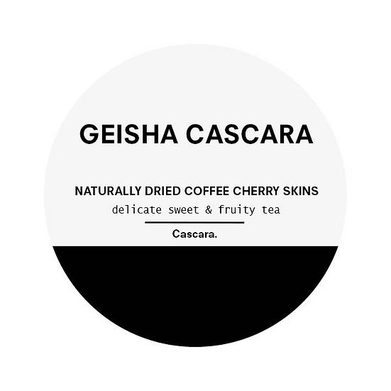 Geisha Cascara | Jairo Arcila | Colombia