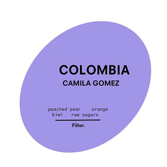 Colombia. Camila Gomez