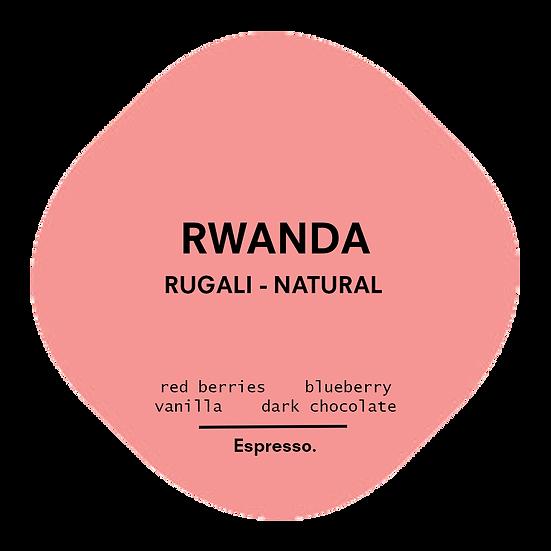 Rwanda. Rugali