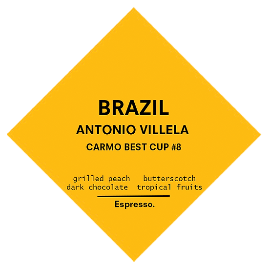 Brazil. Antônio Villela