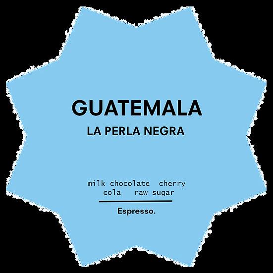 Guatemala. La Perla Negra