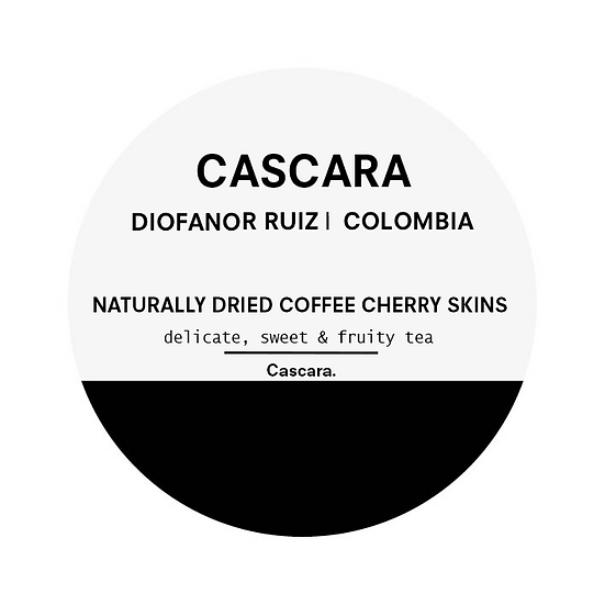 Cascara | Diofanor Ruiz