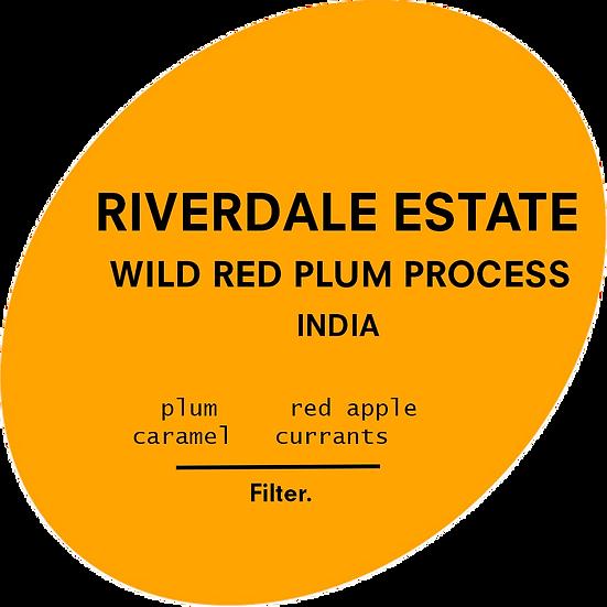 Riverdale Estate | Wild Red Plum | Filter