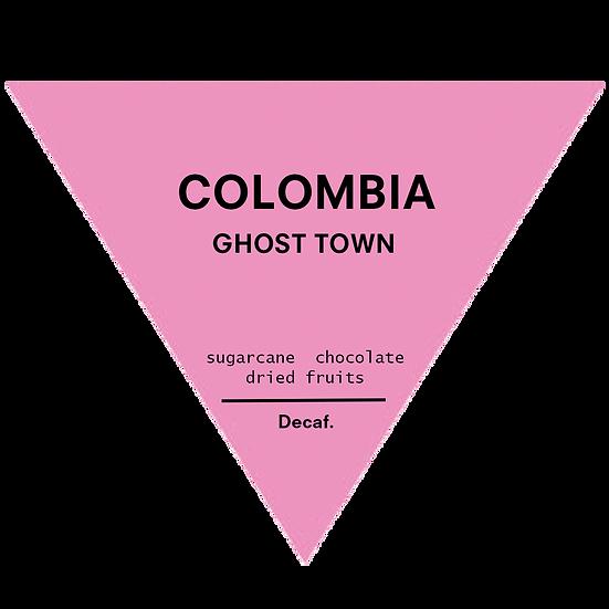 Colombia. Popoyan EA Decaf