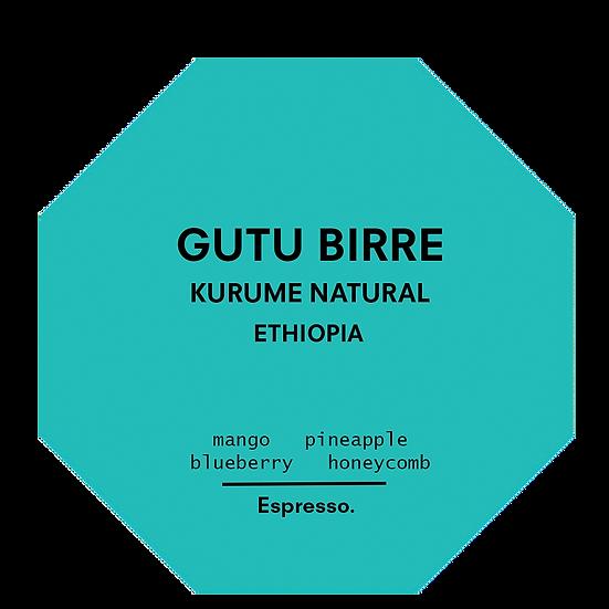 Gutu Birre | Kurume Natural | Ethiopia