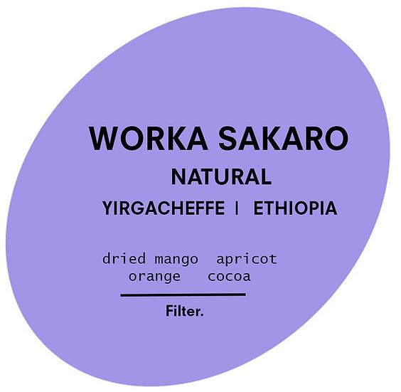 Worka Sakaro | Natural | Ethiopia