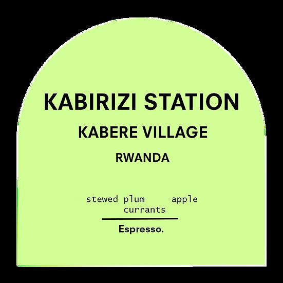 Kabirizi Station   Rwanda   Espresso