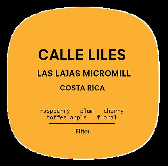 Calle Liles - Las Lajas | Filter