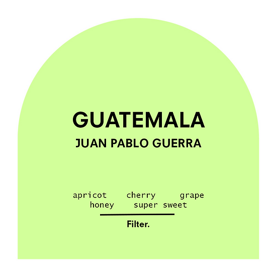 Guatemala. Juan Pablo Guerra