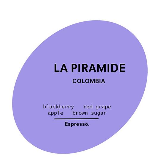 La Piramide. Colombia
