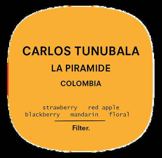 Carlos Tunubala | Pink Bourbon | Filter