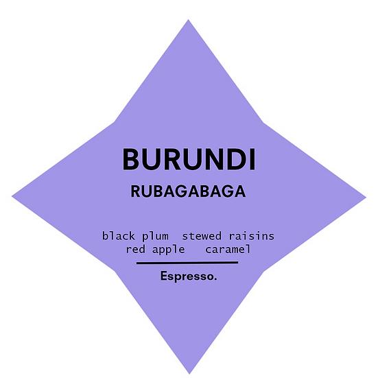 Burundi. Rubagabaga