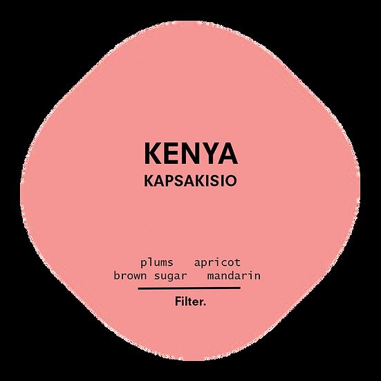 Kenya. Kapsakisio